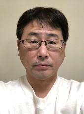 えいじ, 48, Japan, Obihiro