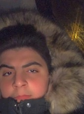 Yousef, 18, Denmark, Copenhagen