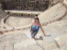 Svetlana, 50 - Just Me античный амфитиатр г.Хиераплиса Турция