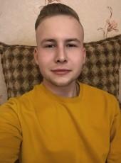 Andrey, 19, Russia, Voskresensk