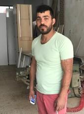 Abuzer, 30, Turkey, Ankara