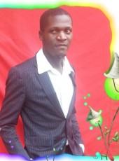 Eric, 29, Uganda, Kampala