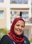Samia, 56  , Cairo
