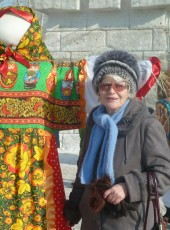 Lana, 71, Russia, Krasnoyarsk