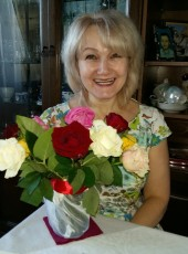 Olga , 54, Russia, Moscow