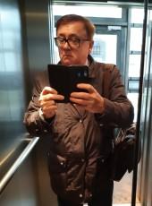 Jango , 64, Russia, Moscow