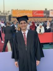 andrew, 24, Egypt, Cairo