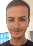 Amine, 21  , Zarzis