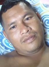 Lloyd Braithwait, 27, Guyana, Georgetown