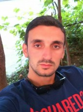 Beqa Qatamadze, 30, Georgia, Tbilisi