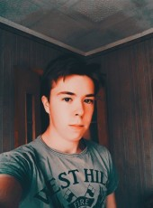 Maks, 18, Russia, Ulan-Ude