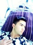 Kadriddin, 18  , Vose