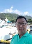 Zhang Chengjie, 49  , China (Campeche)