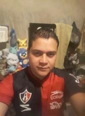 Alonso, 31, Mexico, Guadalajara
