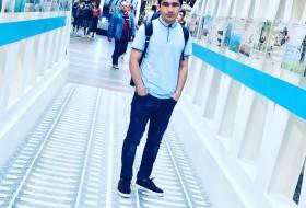 farrukh, 27 - Just Me