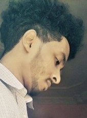 Mohmmed, 23, Sudan, Khartoum