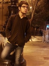 fernando, 19, Spain, Sants-Montjuic