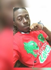 dicky, 21, Congo, Kinshasa