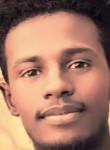 Omer, 23  , Khartoum