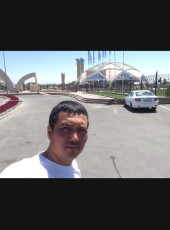 Avazbek, 26, Kyrgyzstan, Bishkek