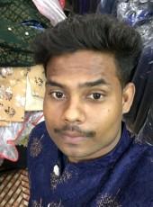 Aadil Khan, 78, India, Sohagpur