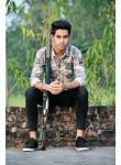 rahul panday, 19  , Dhampur