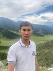 nurlan, 28, Russia, Omsk