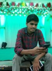 srkar, 26, India, Serilingampalle