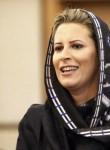 Aisha Gaddafi, 42  , Belovo