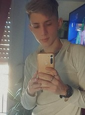 Axel, 19, Argentina, Buenos Aires