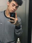 Daniel suarez, 18  , Bogota