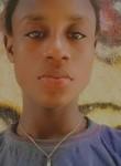 Edmond, 18  , Port-au-Prince