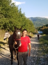 Yrysbek, 44, Russia, Abakan