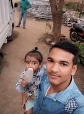 Pusparaj, 40, India, Burla