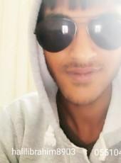 Halil Ibrahim, 18, Turkey, Gaziantep