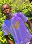 Amissi, 20  , Kinshasa
