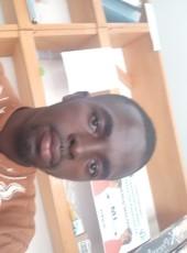 Bergelin Auchel, 25, Congo, Kinshasa