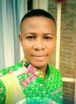 Christian , 18  , Kinshasa