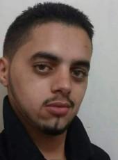 Eduardo Ferrei, 27, Brazil, Fortaleza