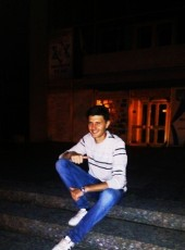 Виталий, 22, Україна, Київ