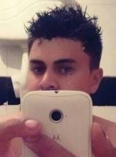 Fabricio, 18, Brazil, Ponta Grossa