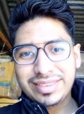 Juan Hernández, 21, Guatemala, Guatemala City