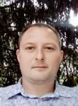 Mikhail, 37  , Kostyantynivka (Donetsk)