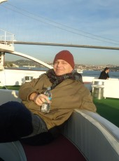 Bosfor, 42, Turkey, Istanbul