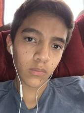 Miguel , 18, Mexico, Puruandiro
