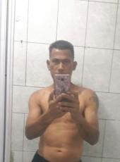 Reginaldo Pereir, 18, Brazil, Sao Paulo