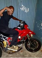 Troy, 47, Barbados, Bridgetown