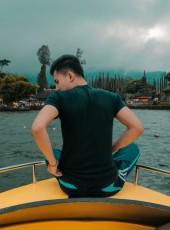 ammar, 21, Indonesia, Semarang