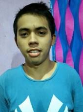 Matheus Silva, 20, Brazil, Juazeiro do Norte