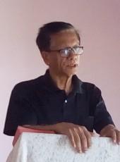 Debashish  Guha, 66, India, Kolkata